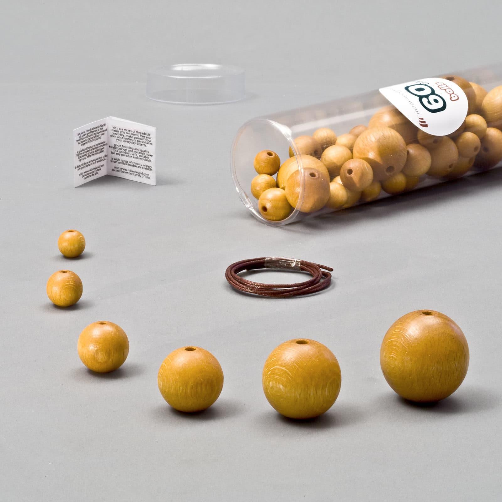 balls legno giallo oro 02