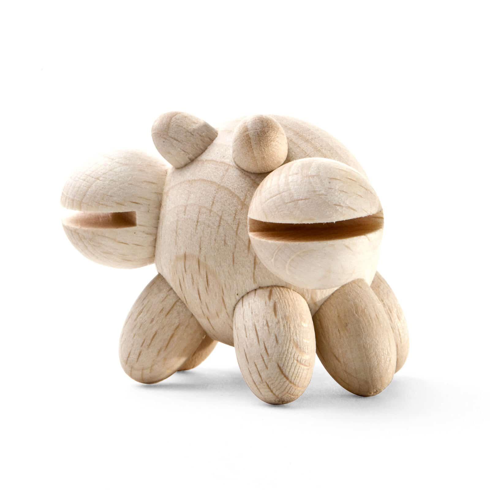 granchio in legno 01