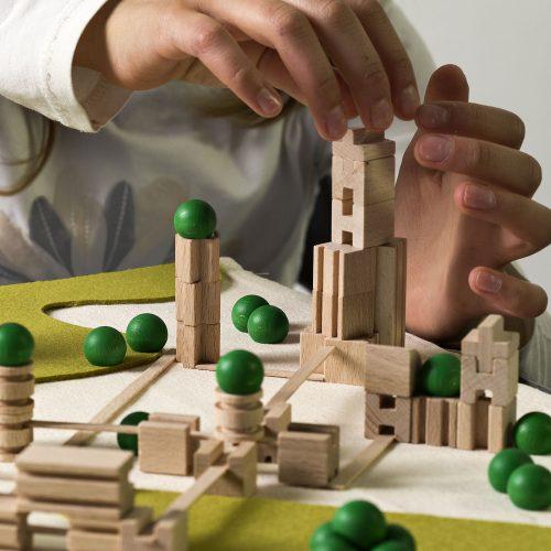 m2citymini gioco costruzioni in legno 02
