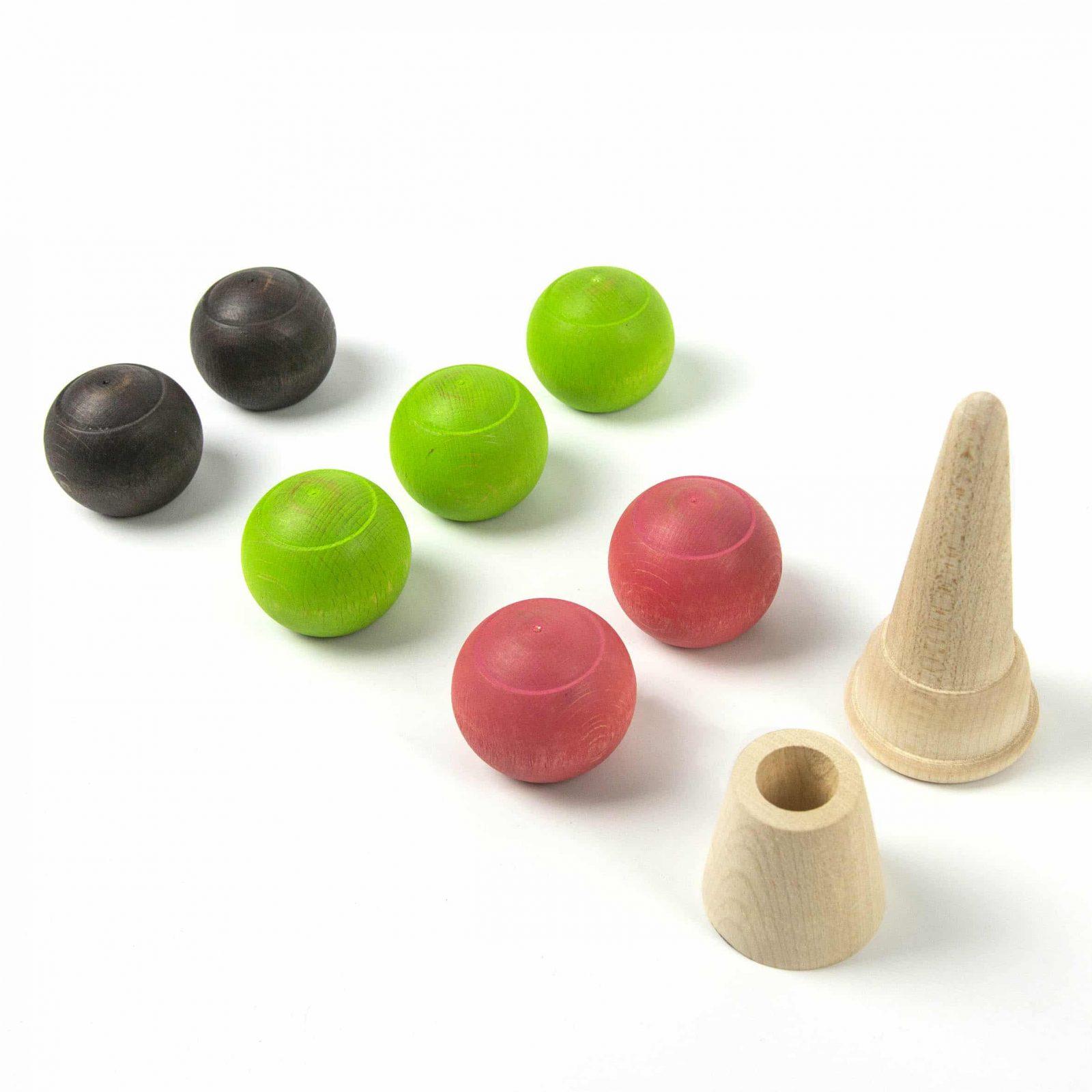 SPLASH!-gioco-in-legno-componenti-cono_portacono-palline